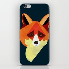 Zorro/Fox iPhone & iPod Skin