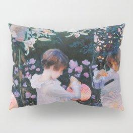 John Singer Sargent - Carnation, lily, lily, rose Pillow Sham