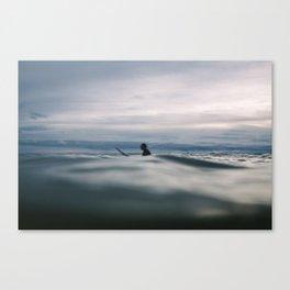 ocean Surf IV Canvas Print