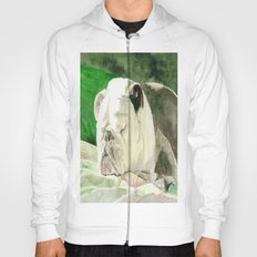 Rufus the Bulldog Hoody