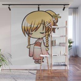 CHIBI (Kimono Version) Wall Mural