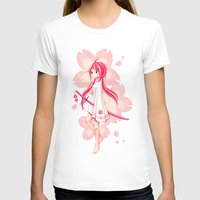 sakura T-shirts featuring Sakura by Freeminds