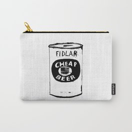 Cheap Beer Carry-All Pouch