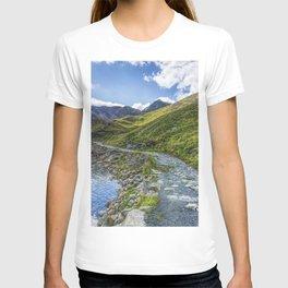 Path To Snowdon T-shirt