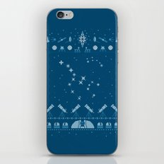 Ugly Astronomy Sweater iPhone & iPod Skin