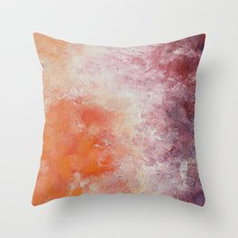 Compromise & Balance Throw Pillow