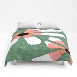 FLOWERY TILDE  / ORIGINAL DANISH DESIGN bykazandholly Comforters