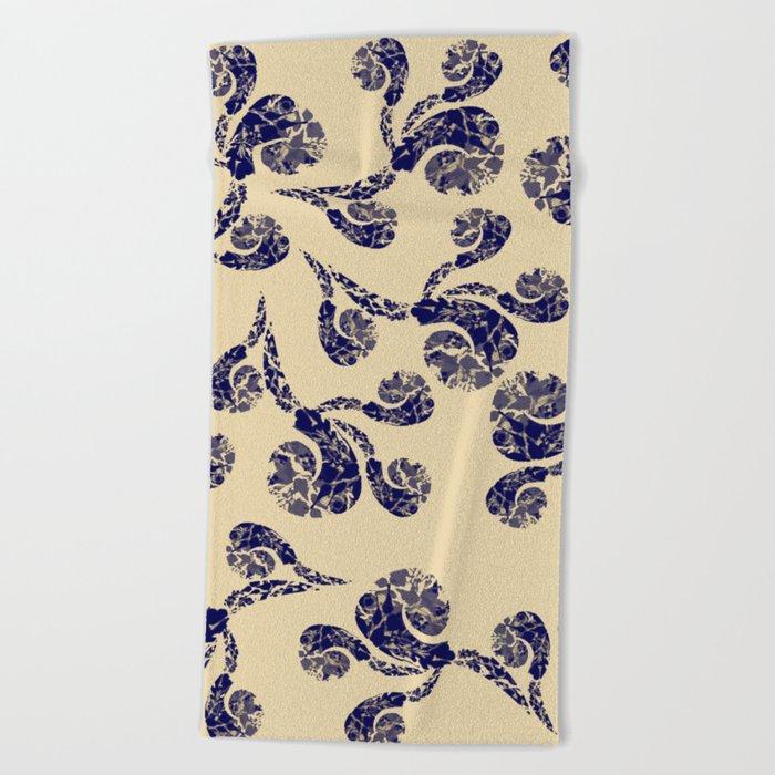 Pattern 89 Beach Towel