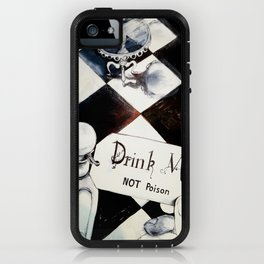 drink me NOT poison iPhone Case