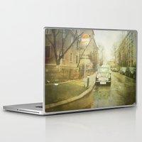 mini Laptop & iPad Skins featuring Mini by Esco