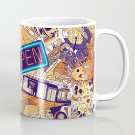 Urban Panel Coffee Mug