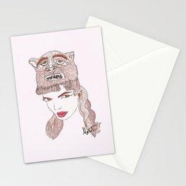 Animalia 1 Stationery Cards