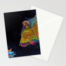 New Scent Stationery Cards