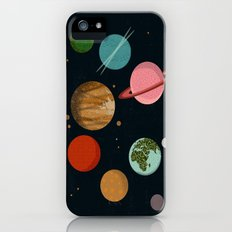 The Planets  Slim Case iPhone (5, 5s)