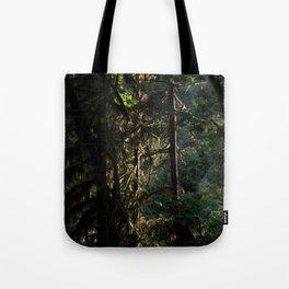 Dark Natural Necessity - Oregon Tote Bag