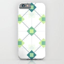 Square Flair iPhone Case