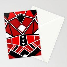 Geo #704 Stationery Cards