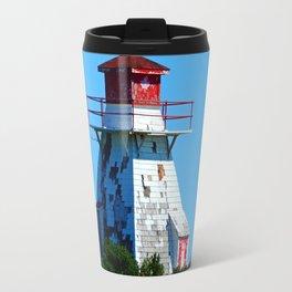 Lighthouse in Disrepair Travel Mug