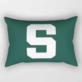 S Rectangular Pillow