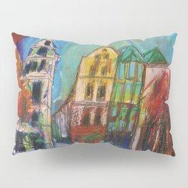 Cologne Old Market Pillow Sham