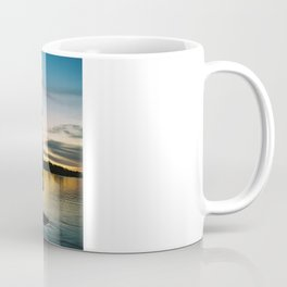 Female Body in the Amazon River Coffee Mug
