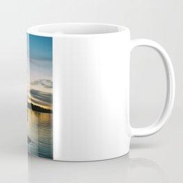 Female Body in the Amazon River Coffee Mug