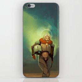 Landing iPhone Skin