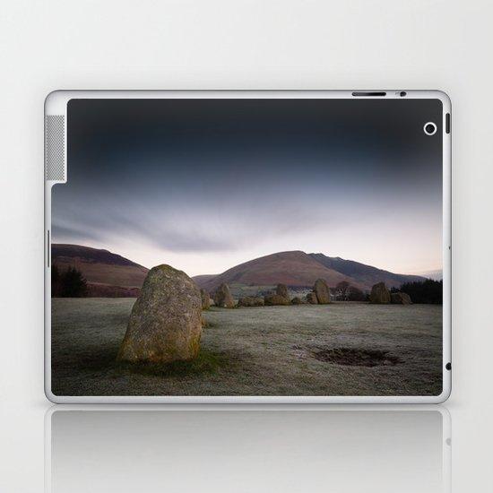 Castlerigg Stone Circle Laptop & iPad Skin