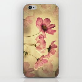 Dreamy Cosmea iPhone Skin