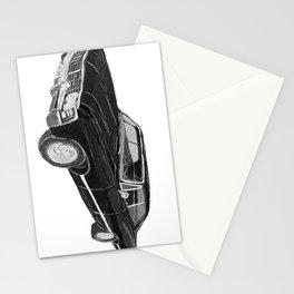 '67 Chevy Impala (w/o background) Stationery Cards