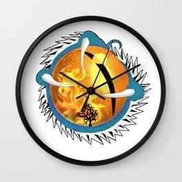 Skyfall Dragon's Eye Wall Clock