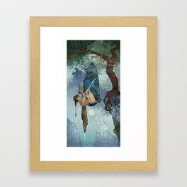 Metamorphosis II Framed Art Print