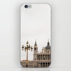 Catedral de la Almudena iPhone Skin
