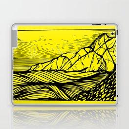 The Island Laptop & iPad Skin