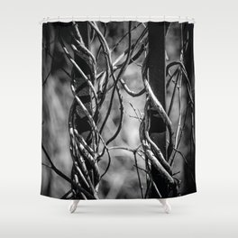 Twisted & Tangled Shower Curtain