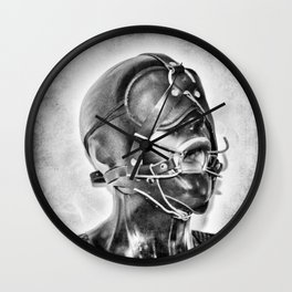 Sex Slave BDSM Wall Clock