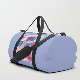 Colours of summer 1 -Abstract pattern Duffle Bag