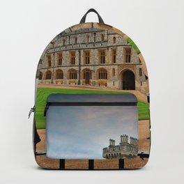 Windsor Castle Berkshire England UK Backpack