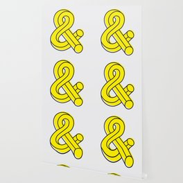 Ampersand Wallpaper