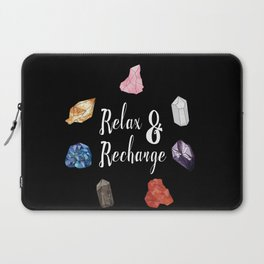 Relax & Recharge Laptop Sleeve