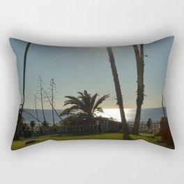 Sunshine Horizon Rectangular Pillow
