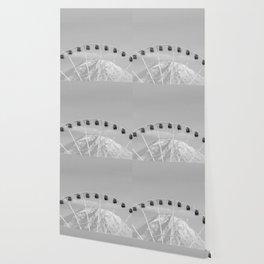 Mount Rainier Ferris Wheel Wallpaper