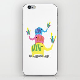 Elephants iPhone Skin
