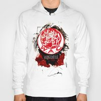 casablanca Hoodies featuring WAC Wydad Casablanca by Genco Demirer