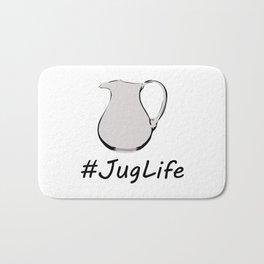 #JugLife Bath Mat