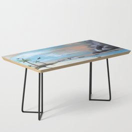 Summer Storm Coffee Table