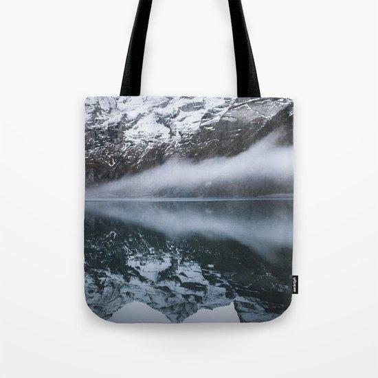 Cold Tote Bag
