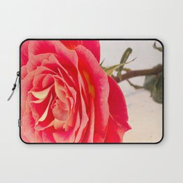 Red Rose Red Rose Laptop Sleeve