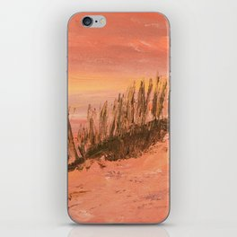 Clearwater Sand Dunes iPhone Skin