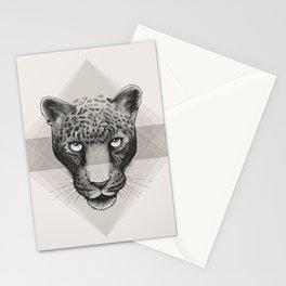 Eternal Leopard Stationery Cards